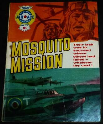 Air Ace No.172 Mosquito Mission see both images