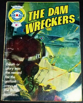 Air Ace No.205 The Dam Wreckers see both images