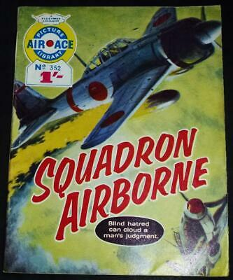 Air Ace No.352 Squadron Airborne see both images