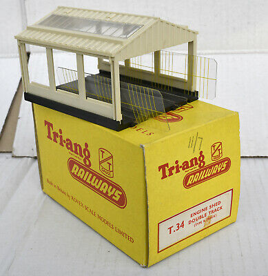 Triang Tt Boxed Diesel Depot Excellent