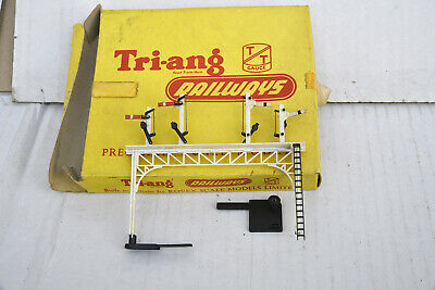 Triang Tt Boxed  Signal Gantry