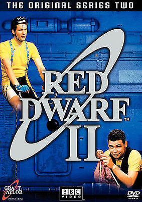 2 DVD Red Dwarf Series II: Chris Barrie Craig Charles Danny John-Jules N Lovett