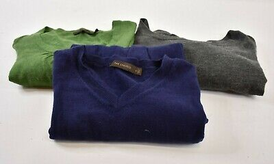 The Limited Women's Small Cotton/Cashmere/Wool Thin Sweaters Lot of 3