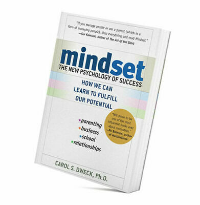 Mindset : The New Psychology of Success by Carol [Digital Book]