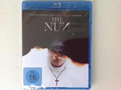 The Nun     Full HD Blu-ray  *** NEU & OVP ***