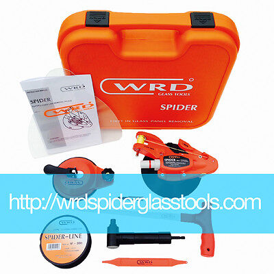 REDUCED PRICE!! WRDspider® p/n WRD 002S kit 300W glass removal system