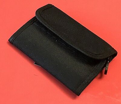 NC Star CAWLT2983B Bifold POLICE MILITARY LAW ENFORCEMENT Wallet BLACK