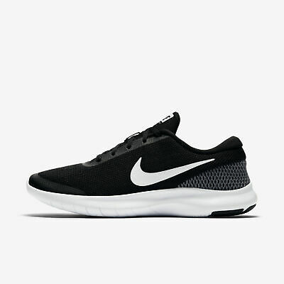 5eb66175325 Nike Flex Experience RN 7 908996-001 Black White Women s Running Shoes NEW!