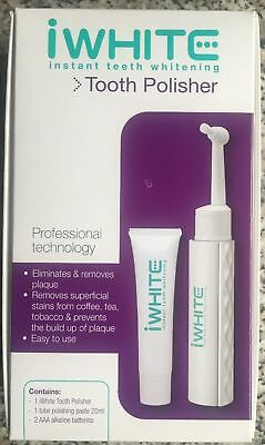 iWhite Instant Teeth Whitening Tooth Polisher Kit - Professional