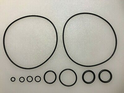 Gm A6 Ac Compressor Gasket O-Ring Kit A/C Sunair Kt-A6N **Free Oil Tube Oring**