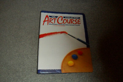 10 Issues Of THE STEP BY STEP ART COURSE Magazine (2000)