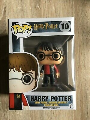 Funko Pop Harry Potter Harry N°10