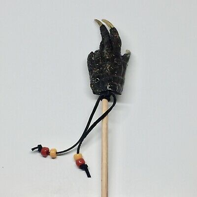 American Alligator Foot Claw Backscratcher Collectible Taxidermy Standard #2