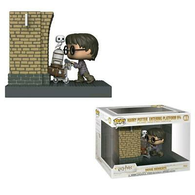 Harry Potter - Harry Potter Entering Platform 9 3/4 Movie Moments Pop! Vinyl - F