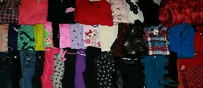 Huge Nice Girls Size 6 & 6X  Clothing Lot Of 41 Pieces