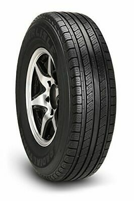 2 New Carlisle Radial Trail HD Trailer Tires Only ST205/75R15 205 75 15 6PR LRC