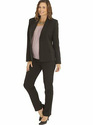 Maternity Corporate Jacket & Pants Work Outfit