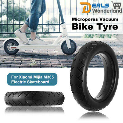 Micropores Vacuum Solid Tyre for Xiaomi Mijia M365 Electric Skateboard 8 1/2X2