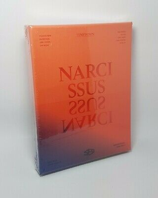 SF9 6th Mini Album [NARCISSUS] TEMPTATION Ver. CD+Booklet+2p Photocard+F.Poster