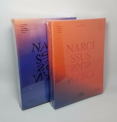 K-POP SF9 6th Mini Album [NARCISSUS] 2Ver SET CD+Booklet+2p Photocard+F.Poster