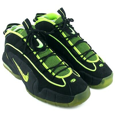 info for 2835f d8fb6 Nike Air Max Penny 1 Highlighter Pack (2011) HOH 438793-033 Black Green