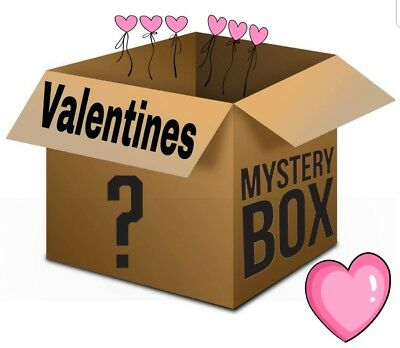 Valentines Mysteries Box, Mysteries Gift 🎁 All New