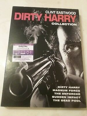 Dirty Harry Collection DVD Set