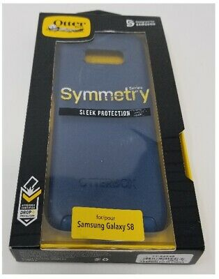 New OtterBox SYMMETRY SERIES Case FITS Samsung Galaxy S8 -  BESPOKE WAY