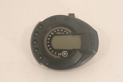 Yamaha FZ6 Fazer 2004-2009 (478)- Clock Display Clocks Mileage - 24,624