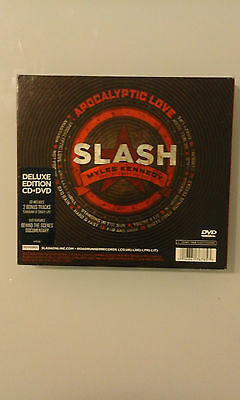 Slash - Apocalyptic Love - ( Rr7678 5) Deluxe Edition Cd & Dvd