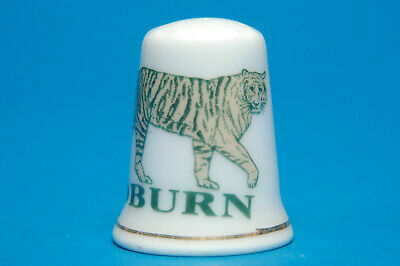 Woburn Safari Park Bedfordshire China Thimble B/107