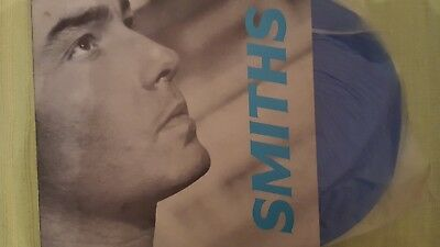 The Smiths - Panic. Maxi 45 Rpm. 3 Tracks Picture Blue Edition