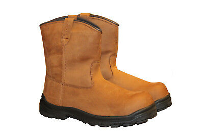 Red Wing 9 inch Pull-on Safety Boot (3274) Size 13