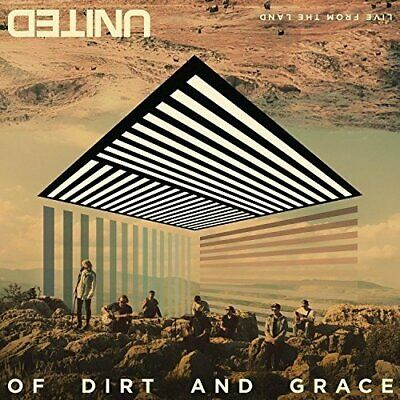 Hillsong UNITED - Of Dirt And Grace Live From The Land [CD]