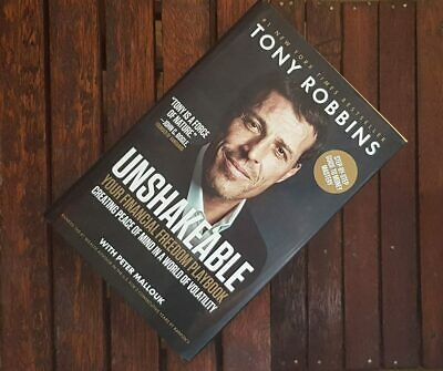 Unshakeable : Your Financial Freedom Playbook Digital book