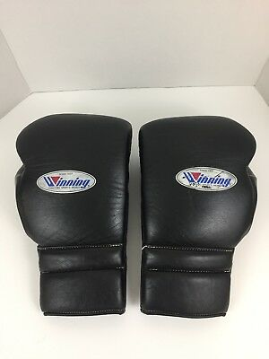 WINNING MS700 18OZ Boxing Gloves Lace Up Japan