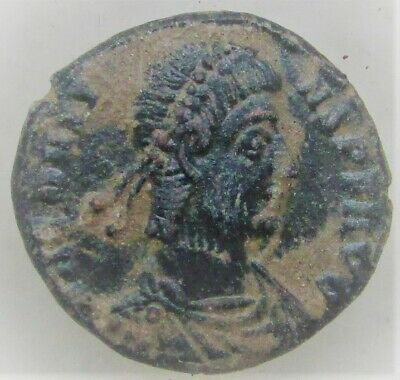 Unresearched Roman Bronze Coin
