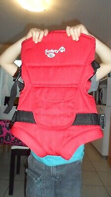 8f778f6d67ff PORTE BEBE ROUGE safety 1st by baby relax - EUR 8,00   PicClick FR