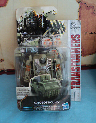 Transformers The Last Knight Legion W3 Hound #In Stock