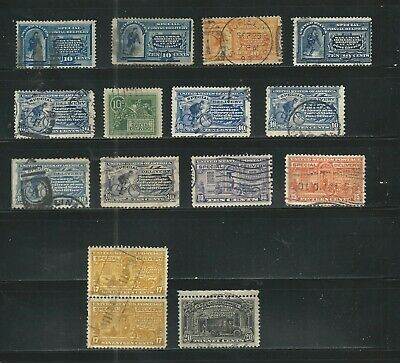 United States Special Delivery E1//e19  1885-1925 Issue