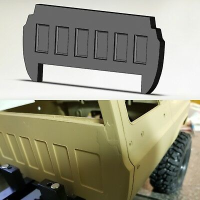 Scalemonkey Bed Extension for rc4wd Blazer Body Wheelbase 330mm