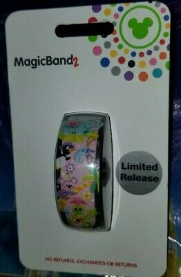 NEW Disney Parks Magic Band 2 It's A Small World Limited Release LINKABLE
