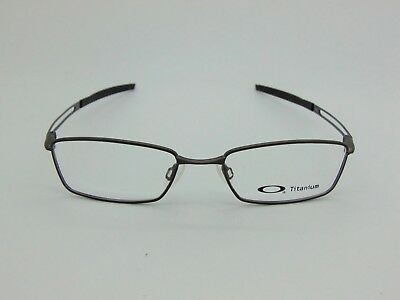 f5a7b0e26fd1 New Authentic OAKLEY COIN OX5071-0254 Pewter Titanium 54mm Rx Eyeglasses