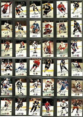 1988-89 ESSO ALL-STARS HOCKEY CARDS - U PICK SINGLES - FINISH YOUR SET Sale BV