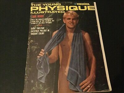 The young physique vintage bodybuilding muscle boys mag 67 vol 7 gay interest