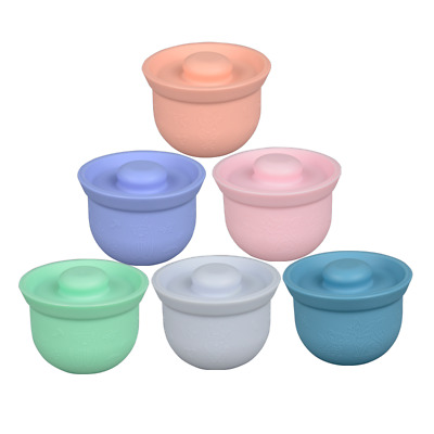 NEW WeanMeister Mini AdoraBOWLS 150ml Set of 2 Bowls  3 Colours Blue Pink Green