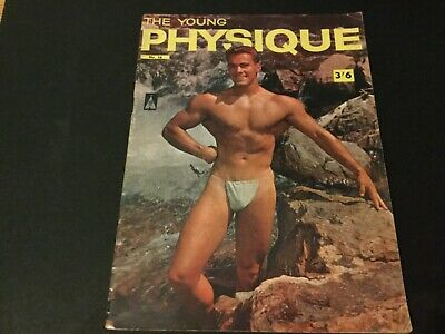The young physique vintage bodybuilding muscle boys mag 60's nr 16 gay interest