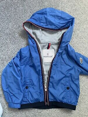 e724bbbd2 MONCLER BABY BOY Jacket 12-18months Clans Down feather puffer jacket ...