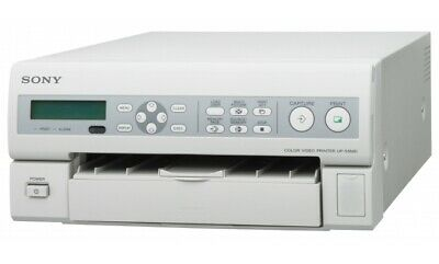 Color Sony UP-55MD Analog A5 Video Printer