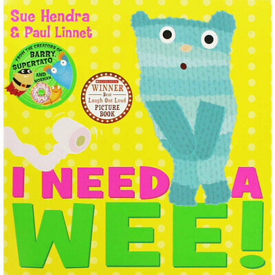 I Need A Wee by Sue Hendra (Paperback), Multibuys, Brand New